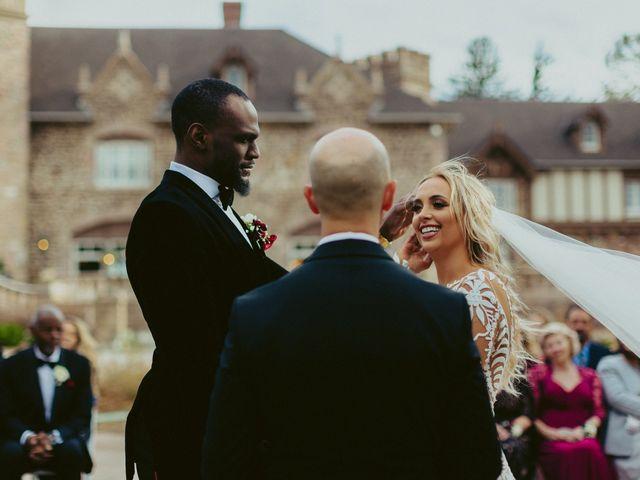Shanel and Gerald's Wedding in Denver, Colorado 63