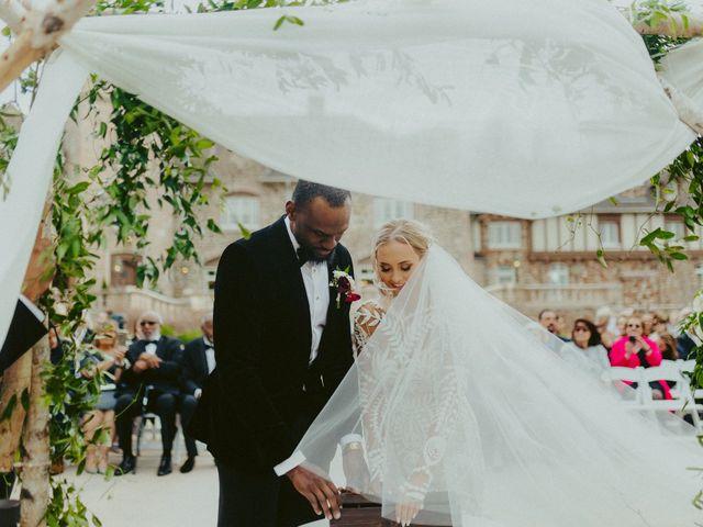 Shanel and Gerald's Wedding in Denver, Colorado 65