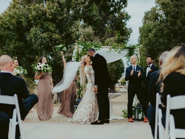 Shanel and Gerald's Wedding in Denver, Colorado 66