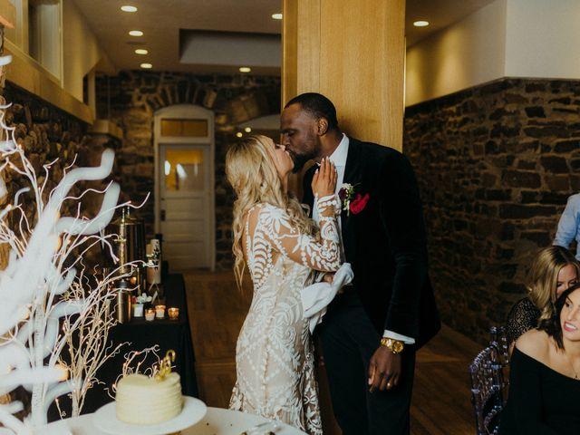 Shanel and Gerald's Wedding in Denver, Colorado 104