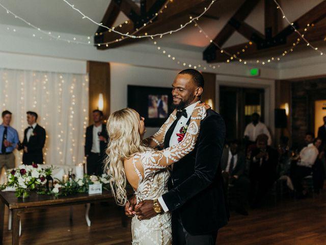 Shanel and Gerald's Wedding in Denver, Colorado 105