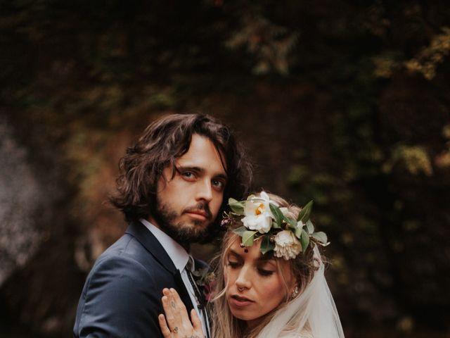 Jake and Jessie's Wedding in Sublimity, Oregon 2