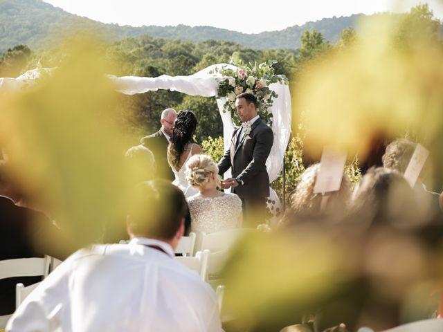 Steve and Brooke's Wedding in Jasper, Georgia 1