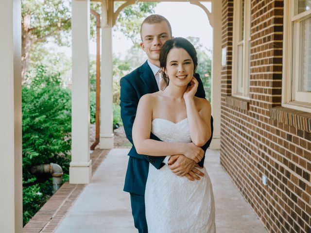 The wedding of Olivia and Andrew