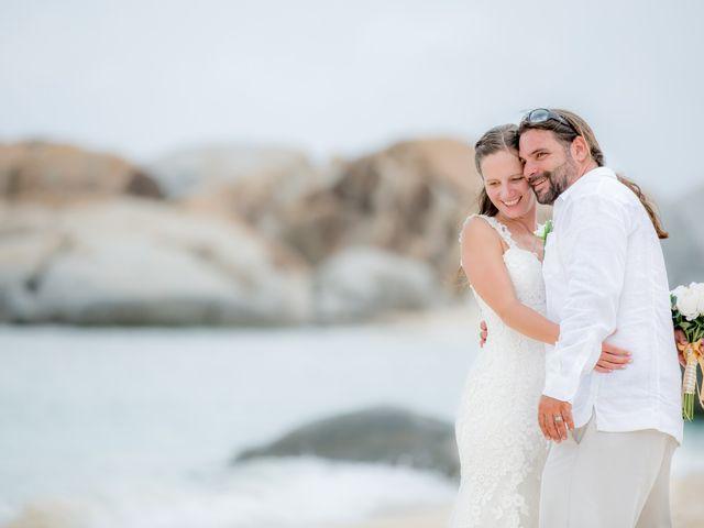 Angel and Jessica's Wedding in Virgin Gorda, British Virgin Islands 1