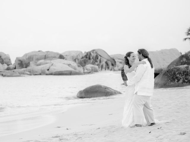 Angel and Jessica's Wedding in Virgin Gorda, British Virgin Islands 15