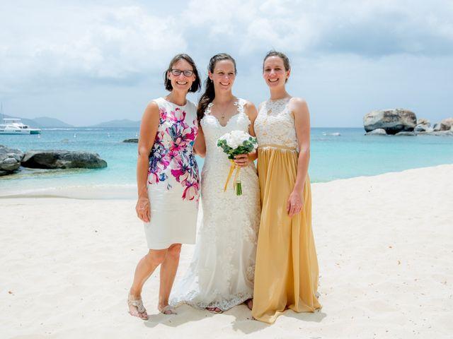 Angel and Jessica's Wedding in Virgin Gorda, British Virgin Islands 21