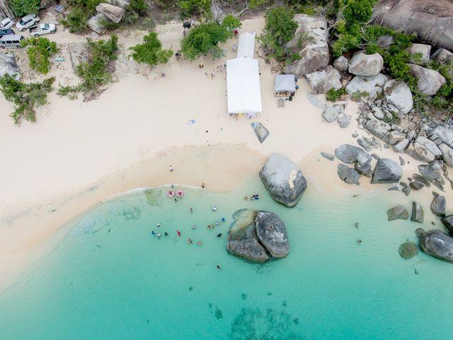 Angel and Jessica's Wedding in Virgin Gorda, British Virgin Islands 23