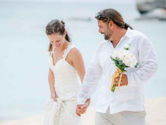 Angel and Jessica's Wedding in Virgin Gorda, British Virgin Islands 27