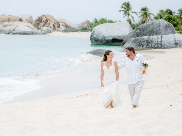 Angel and Jessica's Wedding in Virgin Gorda, British Virgin Islands 2