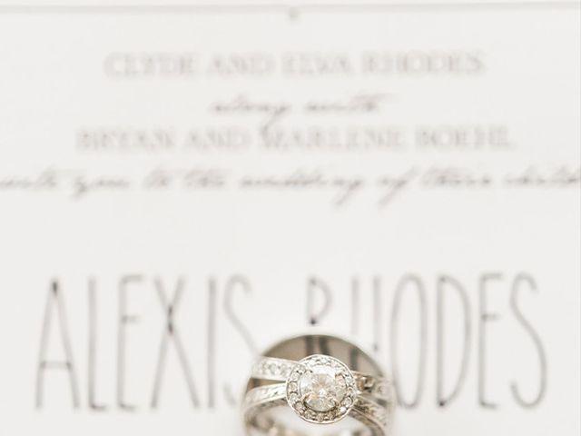 Lexy and Brady's Wedding in Cuero, Texas 1