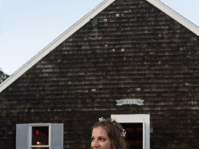 Nicole and Michael's Wedding in South Wellfleet, Massachusetts 3