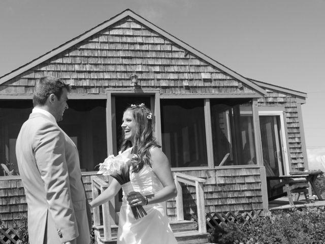 Nicole and Michael's Wedding in South Wellfleet, Massachusetts 5