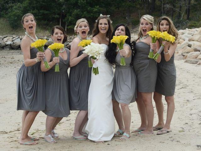 Nicole and Michael's Wedding in South Wellfleet, Massachusetts 4