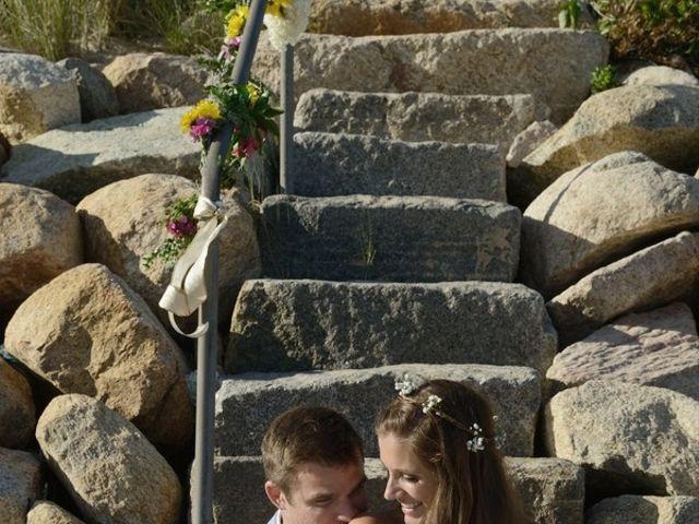 Nicole and Michael's Wedding in South Wellfleet, Massachusetts 8