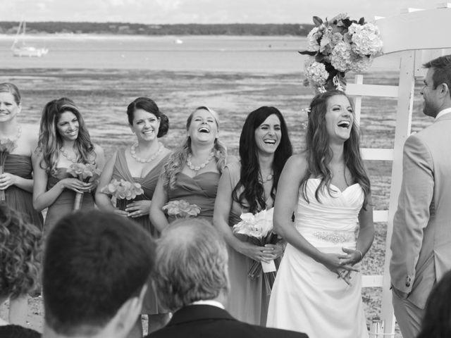 Nicole and Michael's Wedding in South Wellfleet, Massachusetts 7
