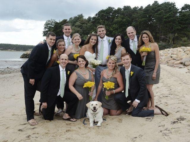 Nicole and Michael's Wedding in South Wellfleet, Massachusetts 9