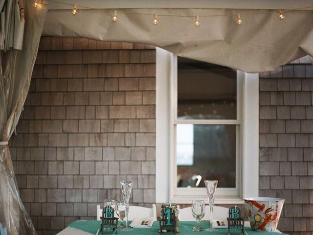 Nicole and Michael's Wedding in South Wellfleet, Massachusetts 11