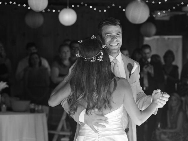 Nicole and Michael's Wedding in South Wellfleet, Massachusetts 12