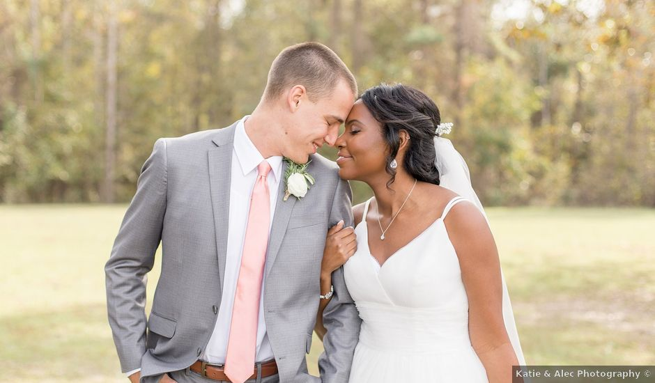 Jacob and Emmy's Wedding in Seale, Alabama