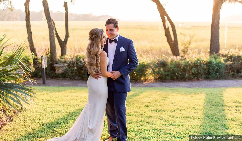 Ben and Alex's Wedding in Mount Pleasant, South Carolina