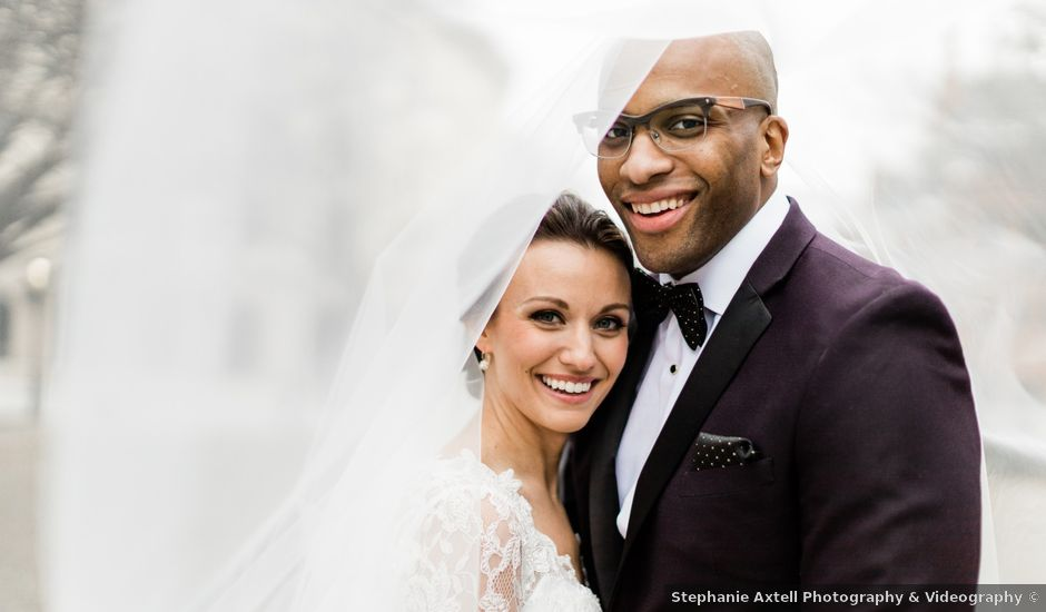 Hassan and Alexis's Wedding in Baltimore, Maryland