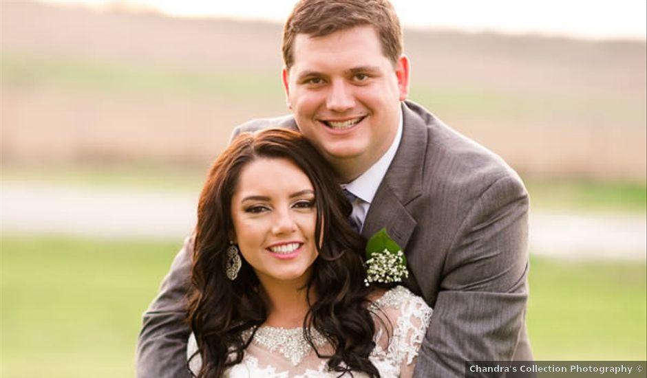 Lexy and Brady's Wedding in Cuero, Texas