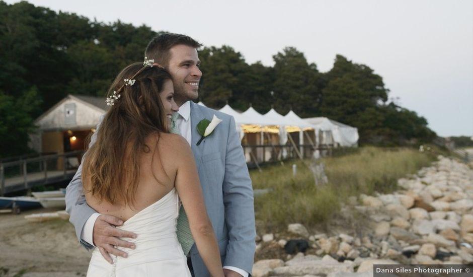 Nicole and Michael's Wedding in South Wellfleet, Massachusetts