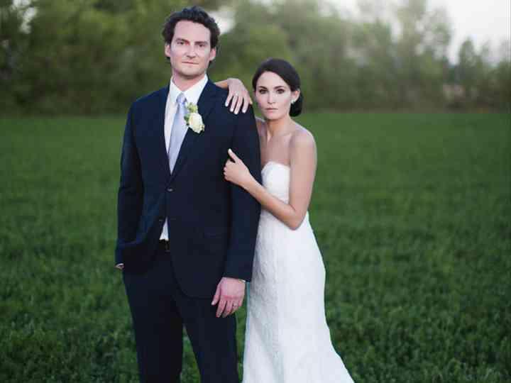 The wedding of Seth and Julia