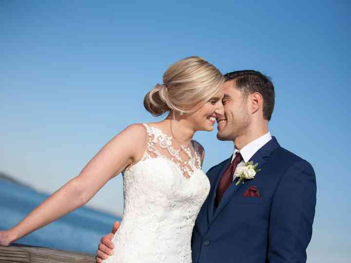 The wedding of MaryKate and Erol