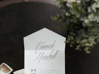 The wedding of Kennedi and Marshall 2