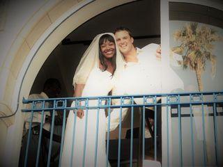 Todd and Renata's Wedding in Avalon, California 3