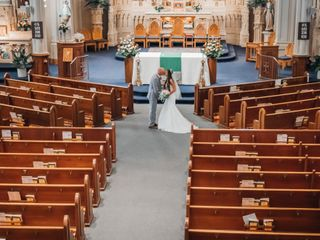 The wedding of Shane and Gina 2