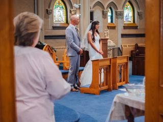 The wedding of Shane and Gina 3