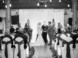 The wedding of Danielle and Colin 2