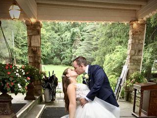 The wedding of Muranda and Tyler 1