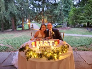 The wedding of Muranda and Tyler 2