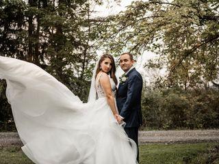 The wedding of Muranda and Tyler