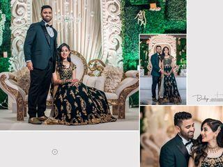 The wedding of Bindya and Himesh 3