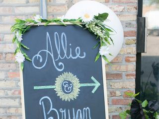The wedding of Bryan and Allie 2