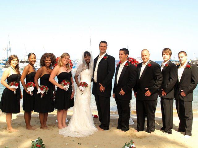 Todd and Renata's Wedding in Avalon, California 2