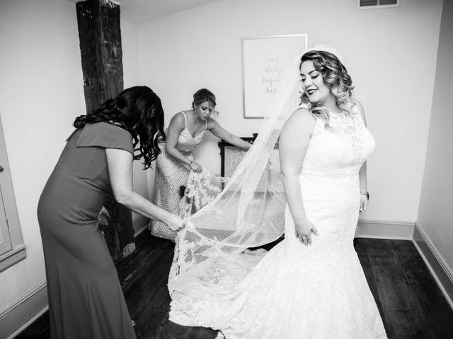John and Danielle's Wedding in Hackettstown, New Jersey 8
