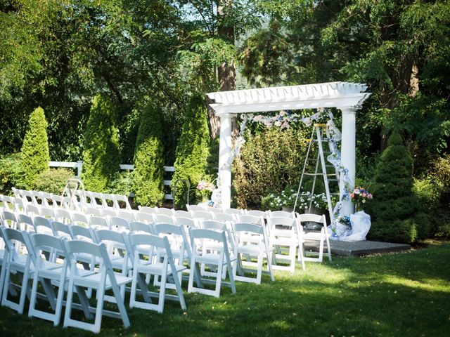 Chad and Rochelle's Wedding in Sumner, Washington 7