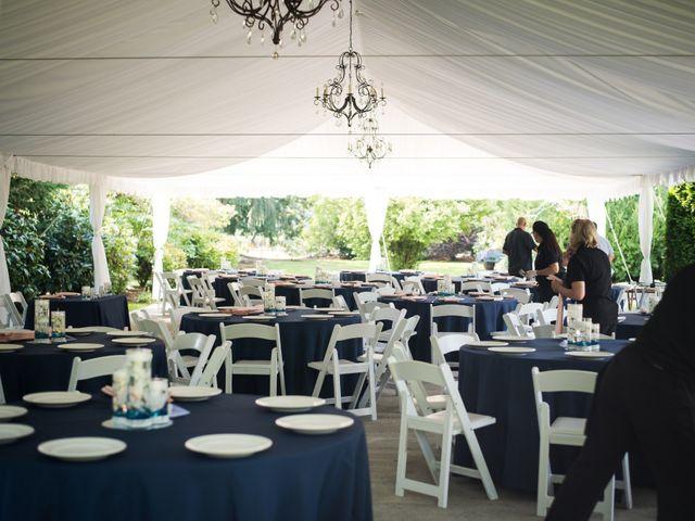Chad and Rochelle's Wedding in Sumner, Washington 8