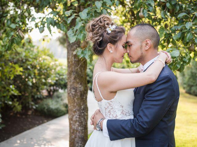 Chad and Rochelle's Wedding in Sumner, Washington 1