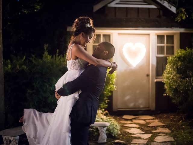 Chad and Rochelle's Wedding in Sumner, Washington 2