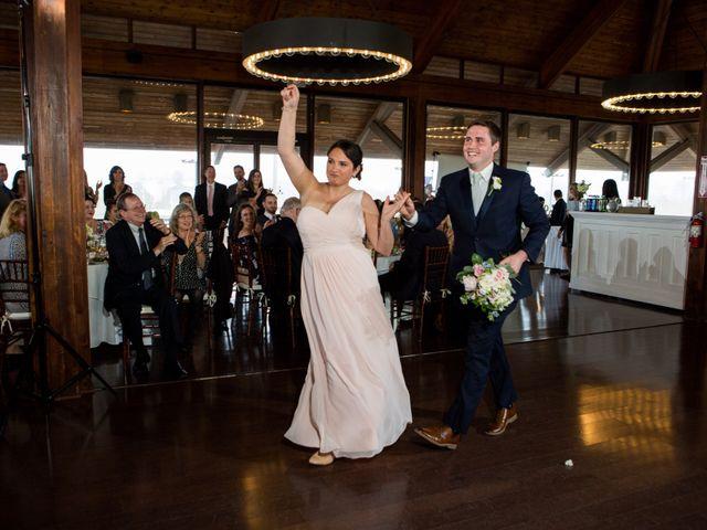 Dan and Jamie's Wedding in Montauk, New York 45