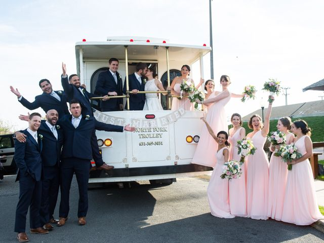 Dan and Jamie's Wedding in Montauk, New York 61