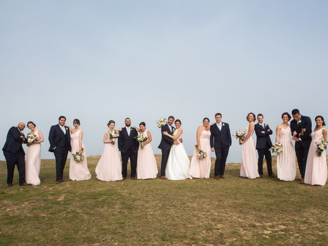 Dan and Jamie's Wedding in Montauk, New York 78