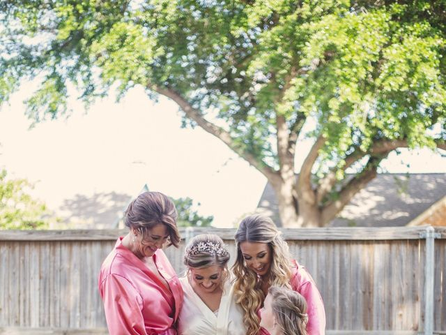 Nicole and Nate's Wedding in Lewisville, Texas 8